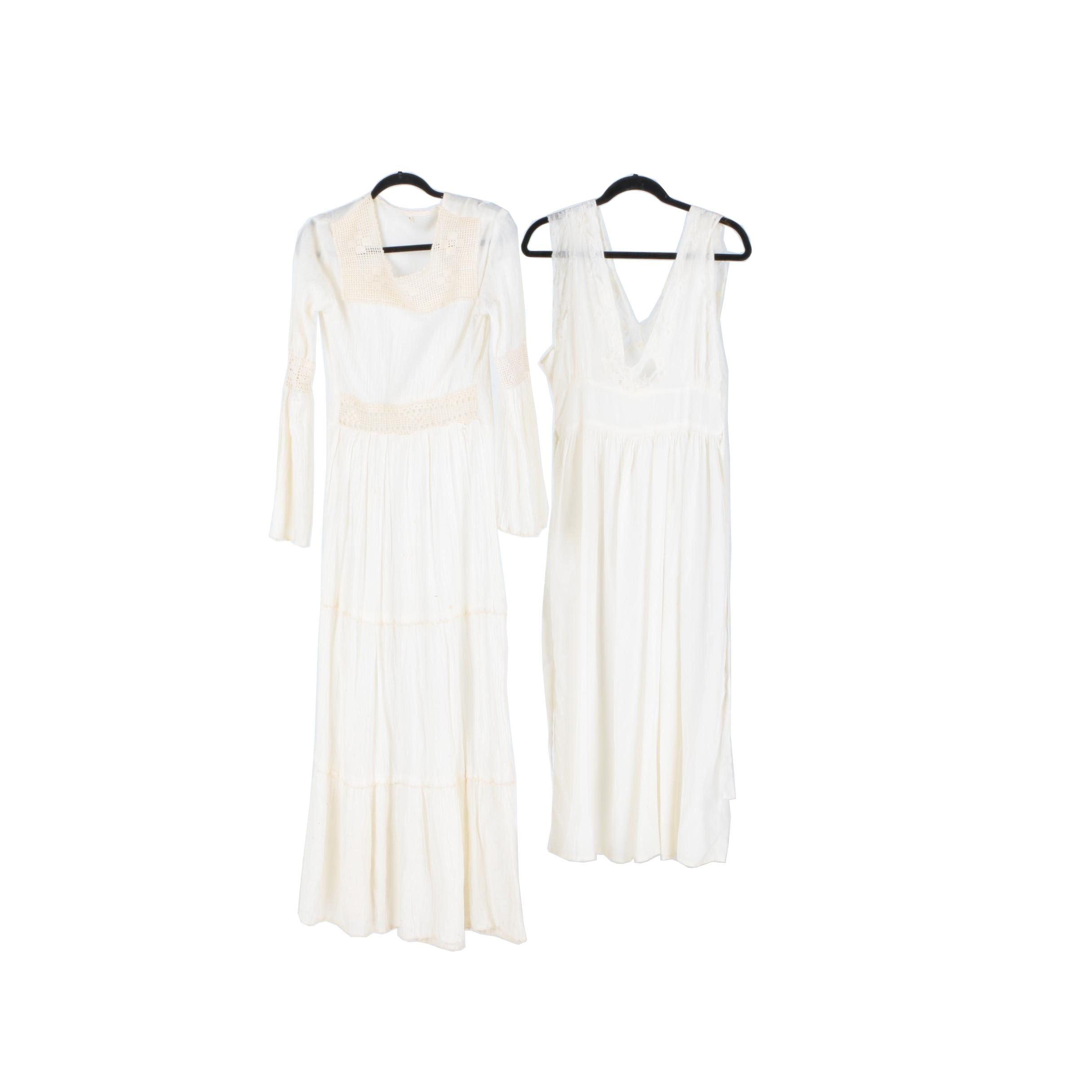 Vintage Bohemian Style Dresses