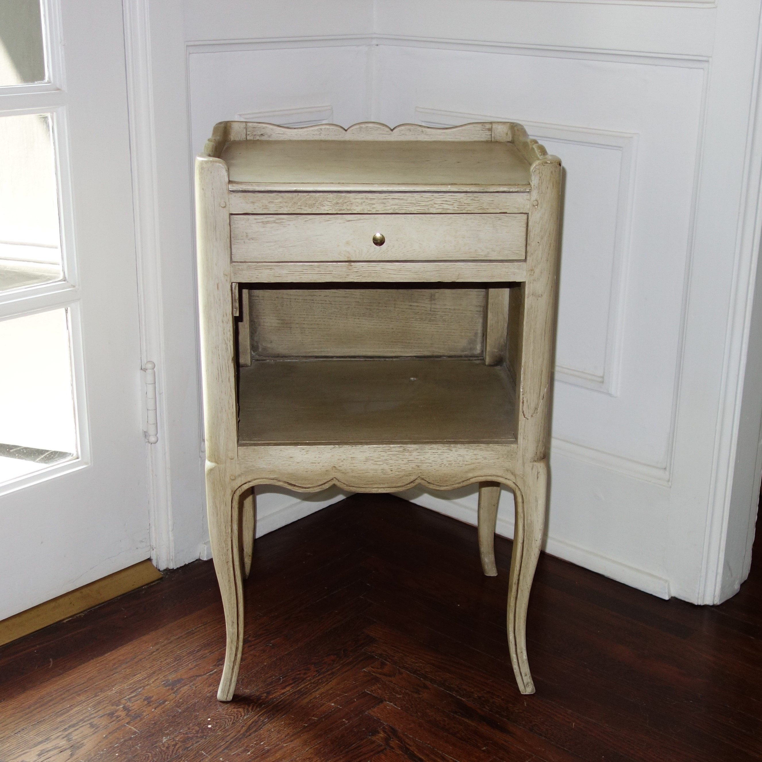 French Style Petite Side Table