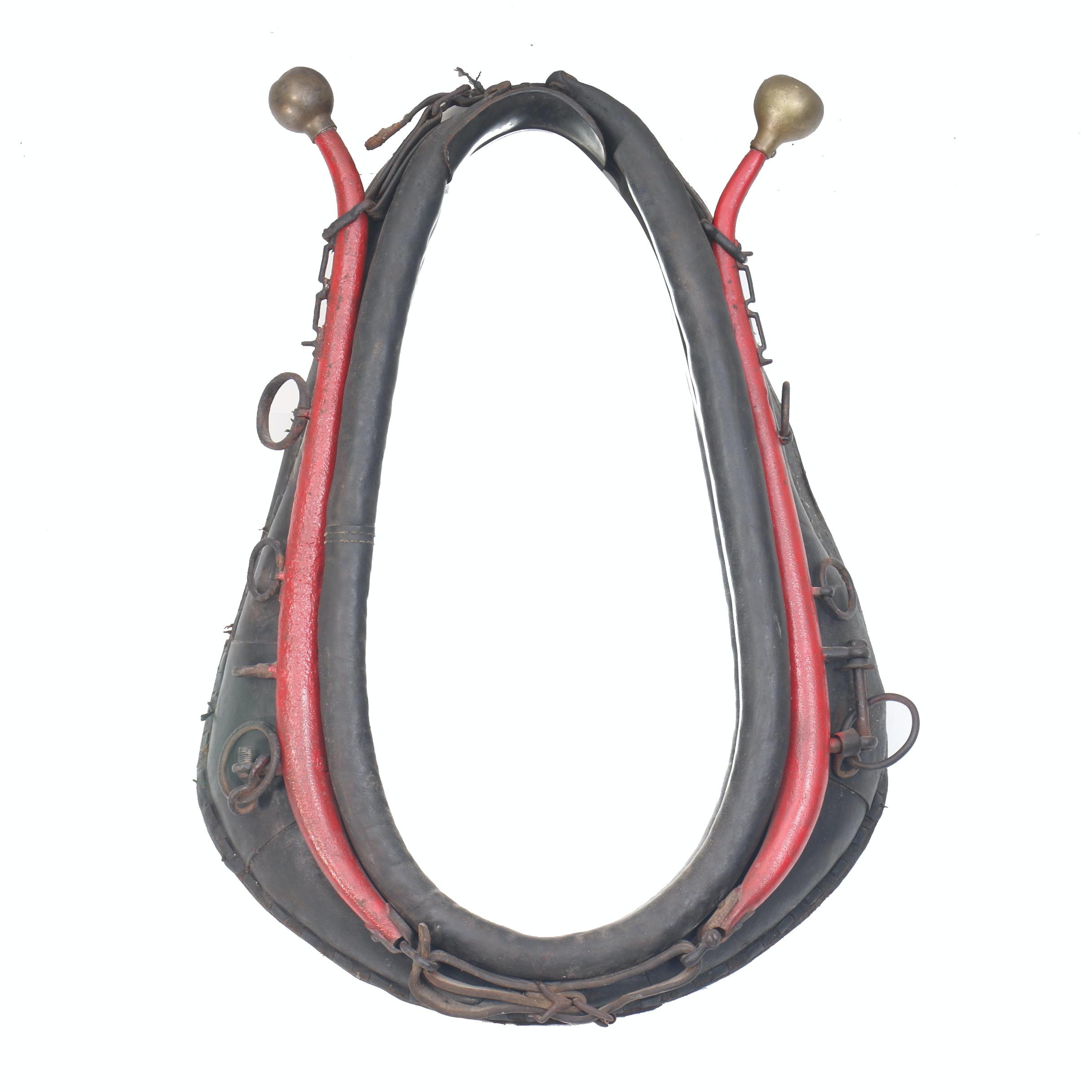 Horse Collar Wall Mirror