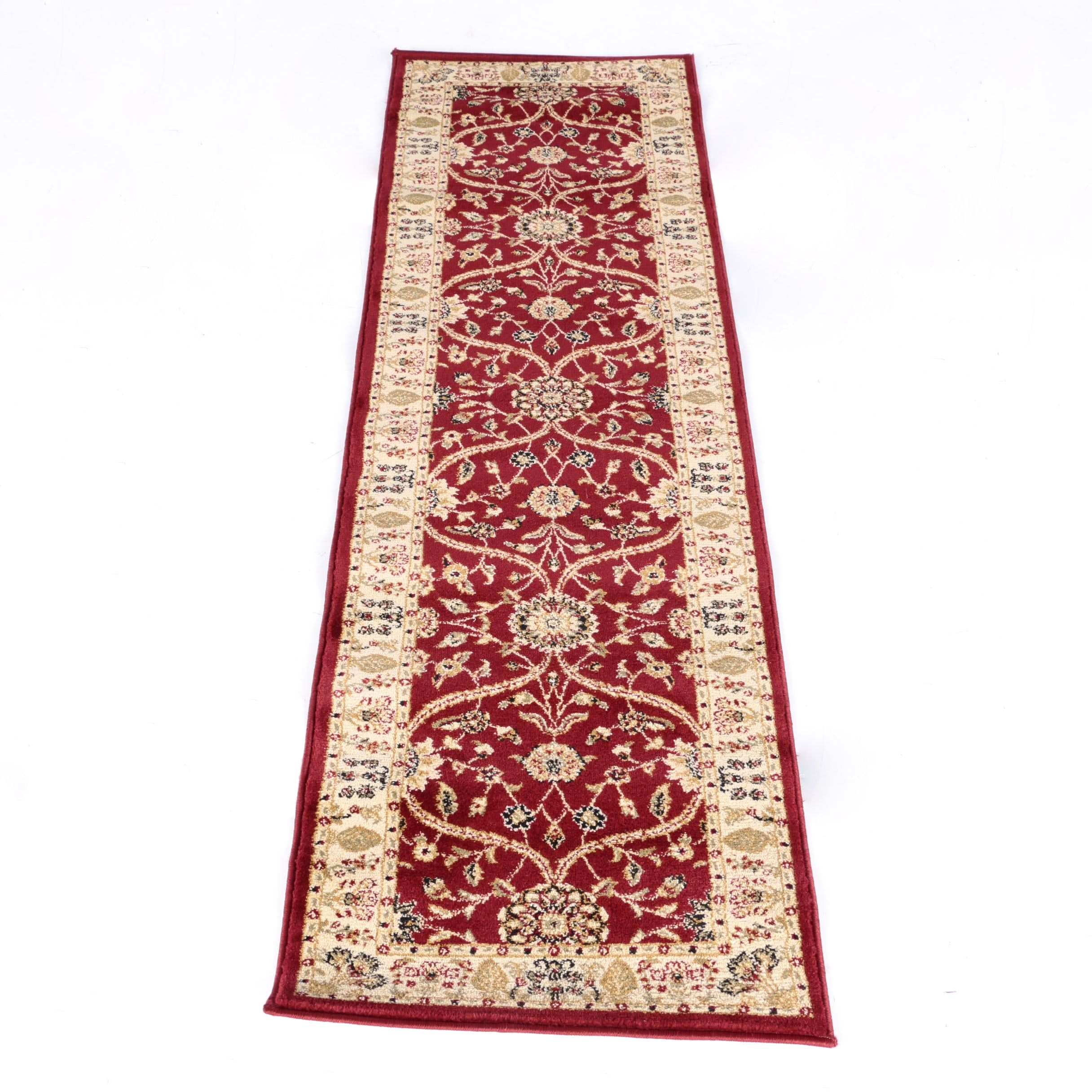 Power-Loomed Turkish Regal Collection Carpet Runner