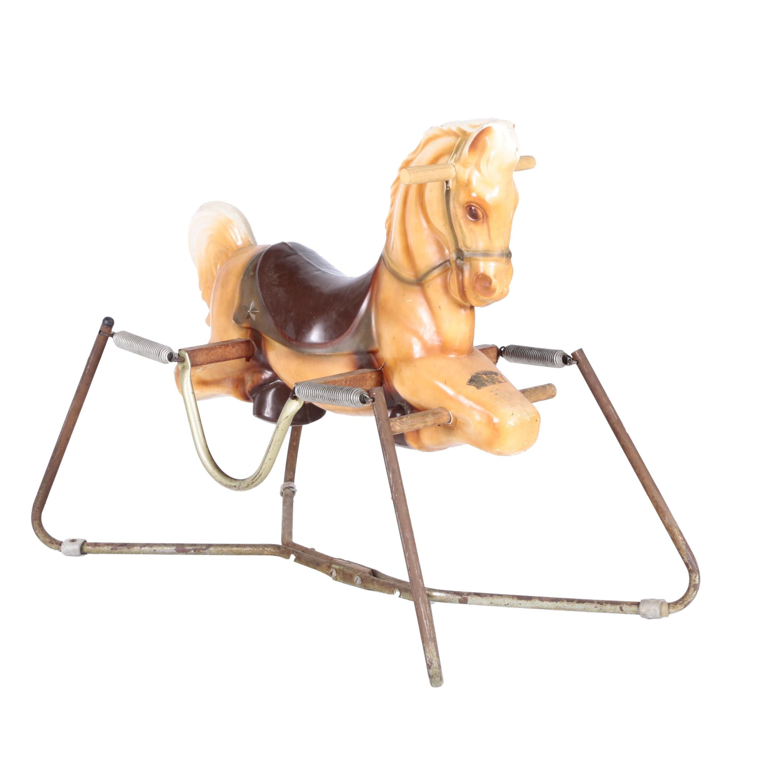 Wonder Horse Spring Rocking Horse