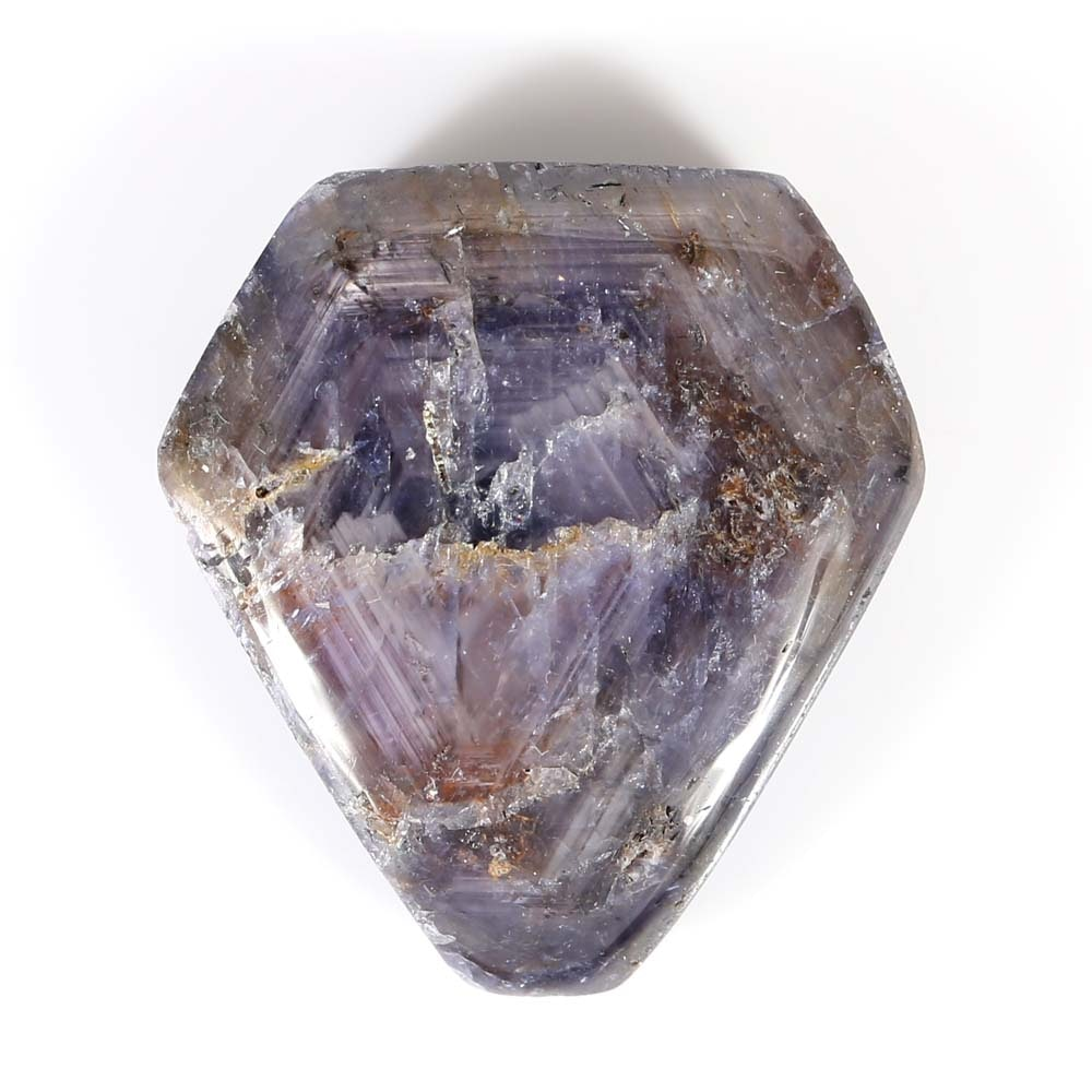 26.50 CT Shield-Cut Sapphire