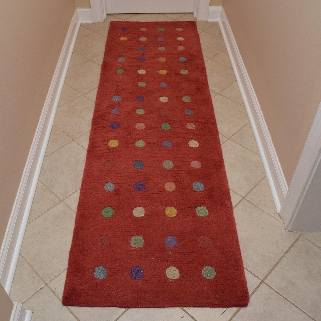 Machine Made Carpet Runner