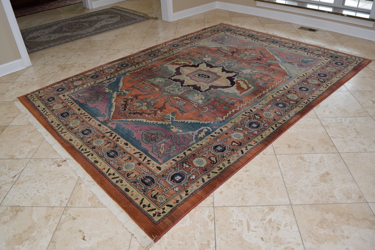 """Oriental Weavers Machine Woven """"Gabbeh"""" Collection Area Rug"""