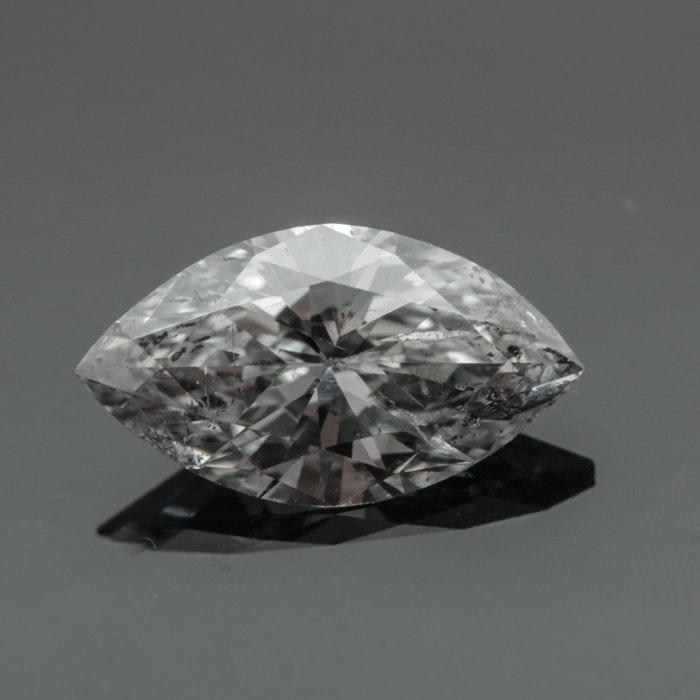 Loose 0.66 CT Marquise Cut Diamond