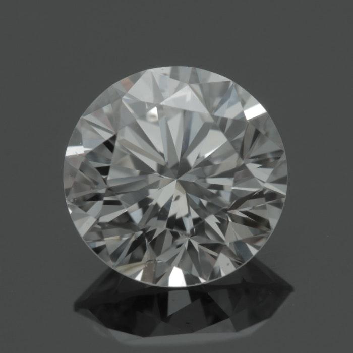 Loose 0.83 CT Round Brilliant Cut Diamond