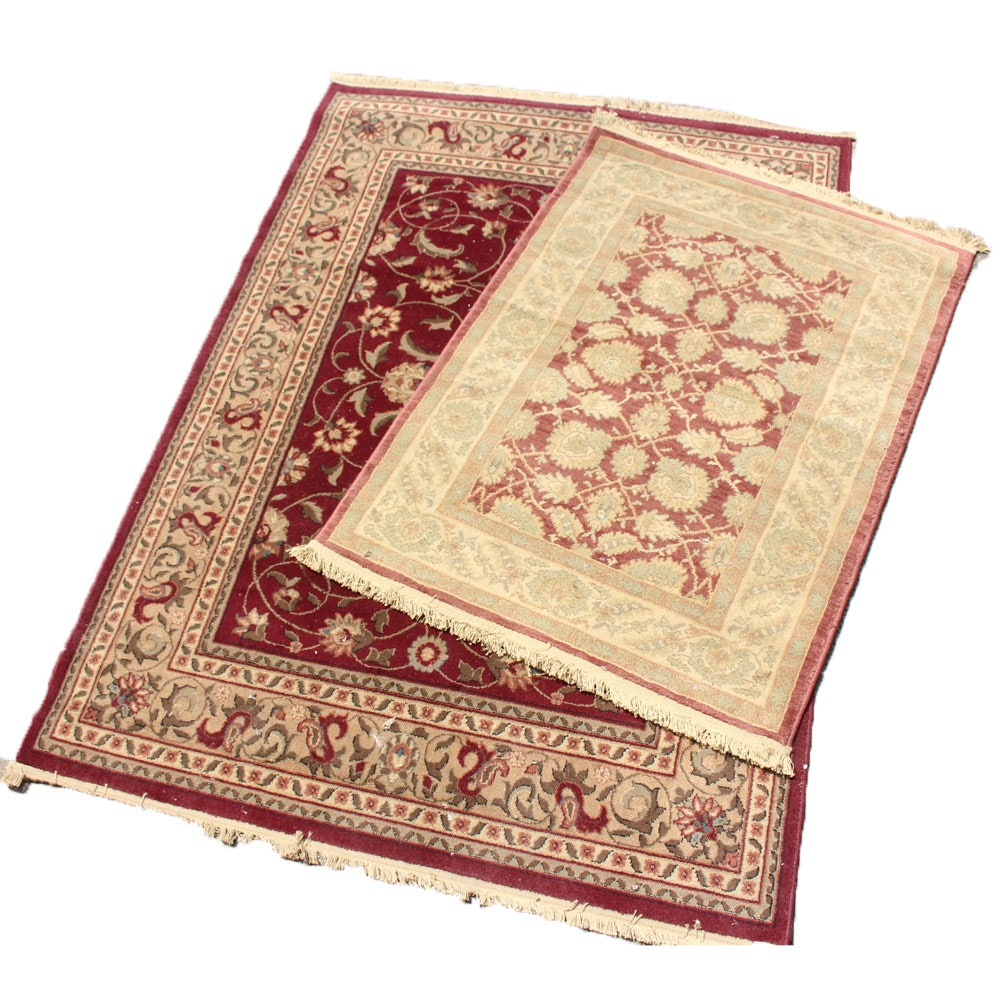 Power Loomed Persian-Inspired Area Rugs