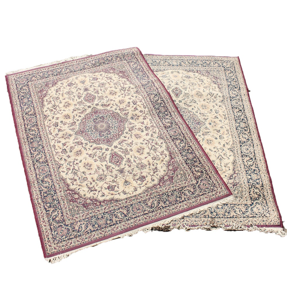 Power Loomed Persian Inspired Area Rugs