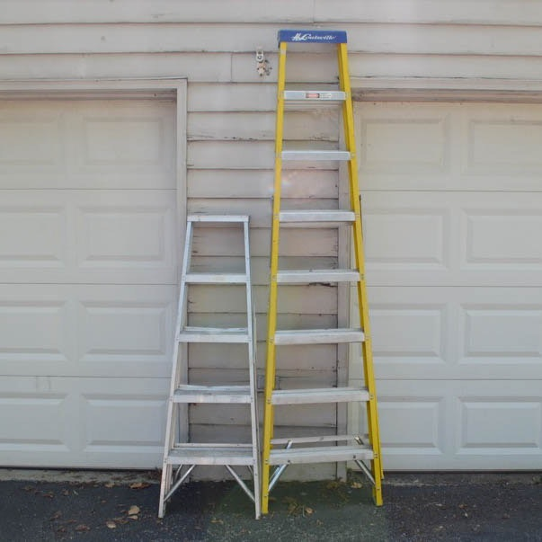 Step Ladders Including Louisville