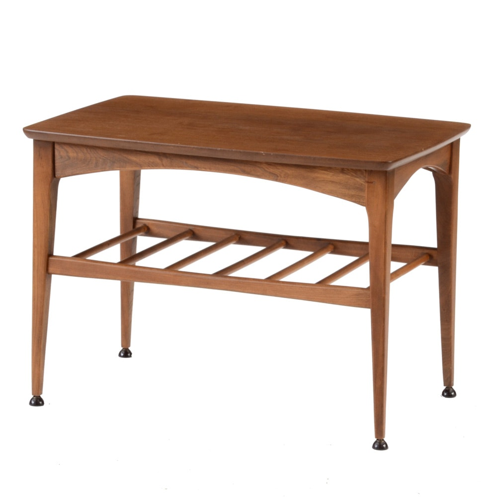 Baumritter Danish Modern Side Table