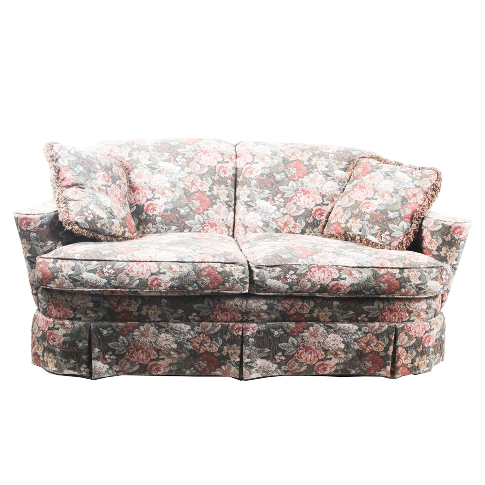 Hickory Chair Furniture Loveseat