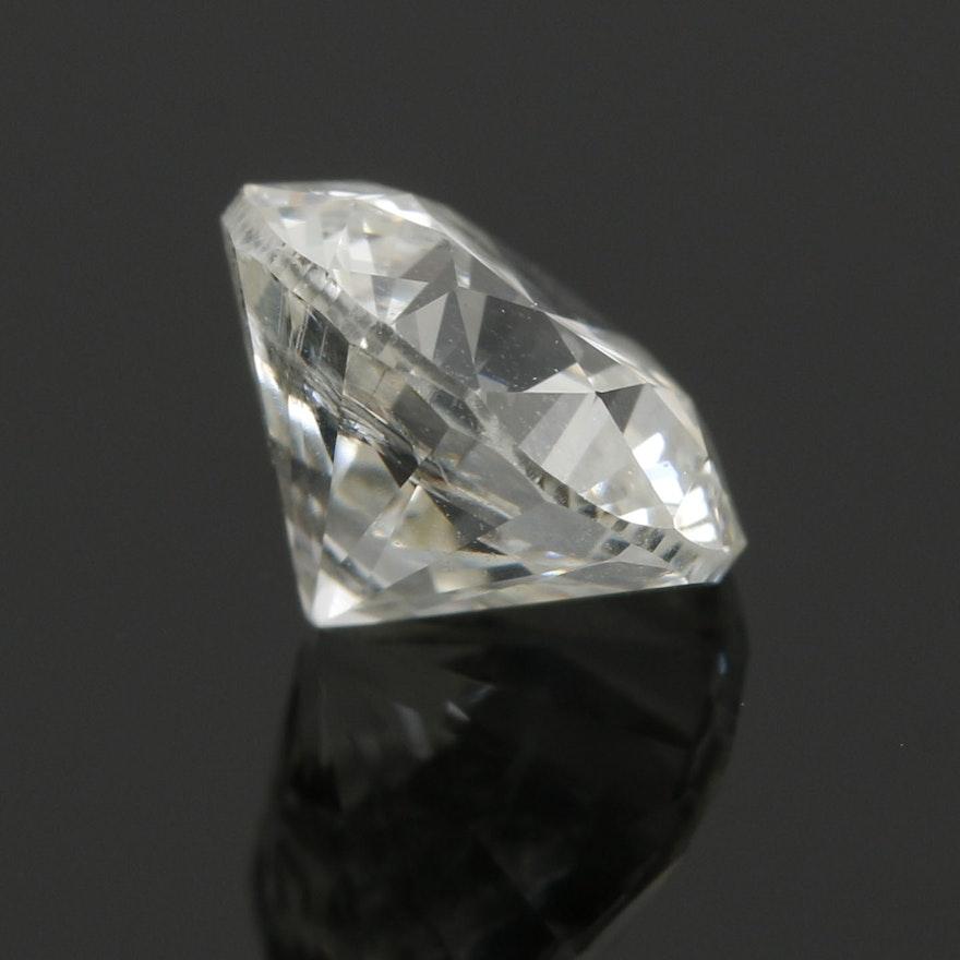 Loose 1 00 Ct Diamond Ebth