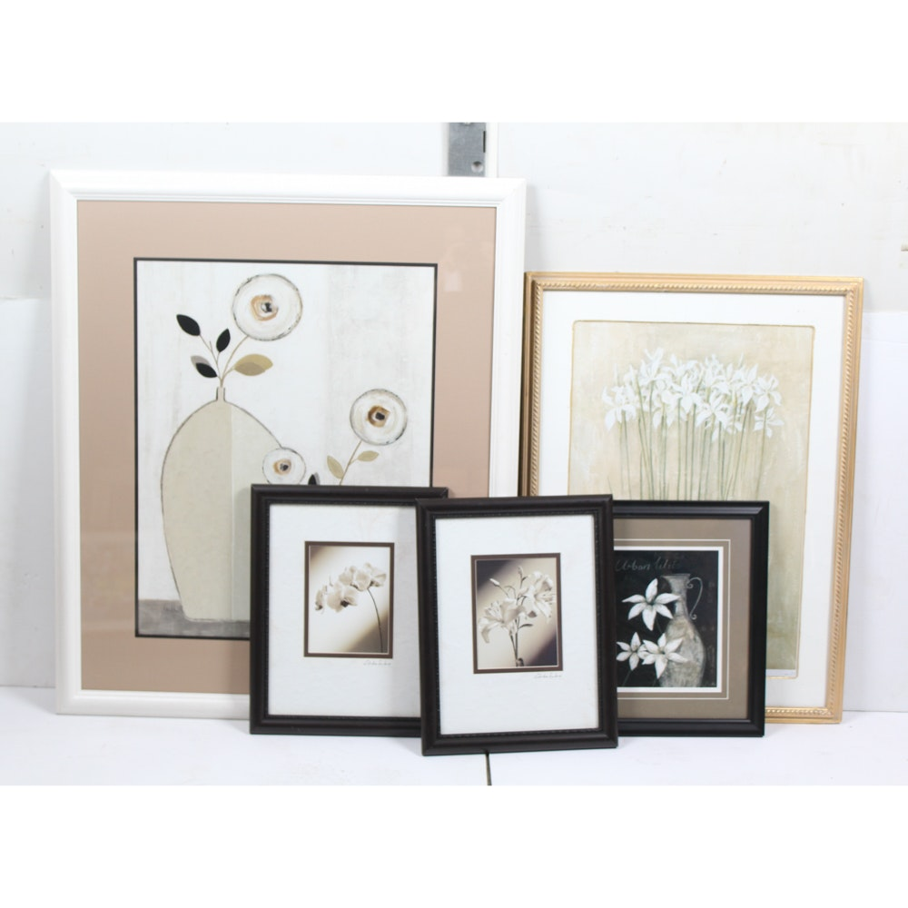 Collection of Framed Art