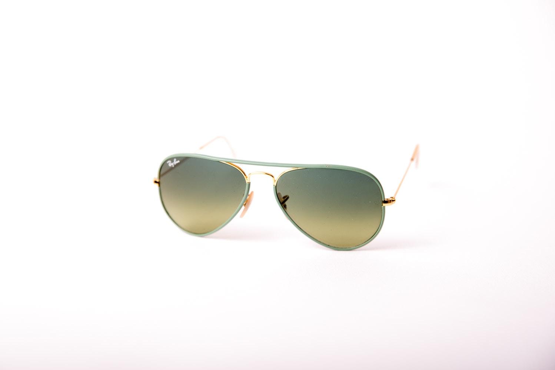 Ray-Ban Aviator Full Color Sunglasses