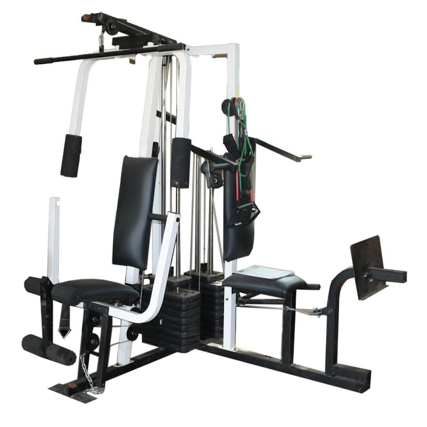 Weider pro workout machine ebth