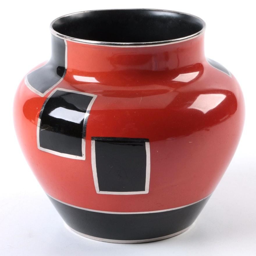Carlton Ware Vase Ebth