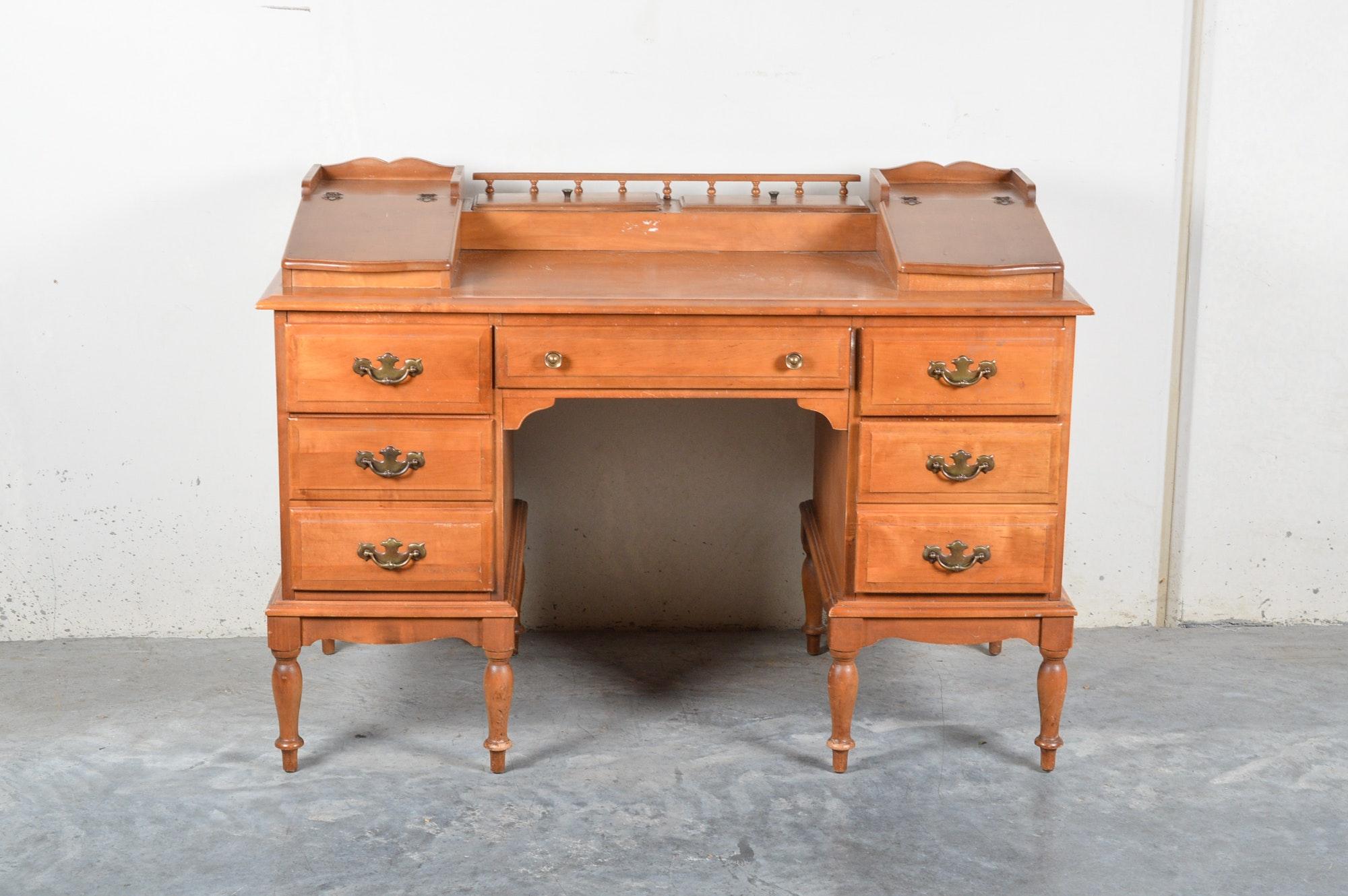 Vintage Federal Style Desk