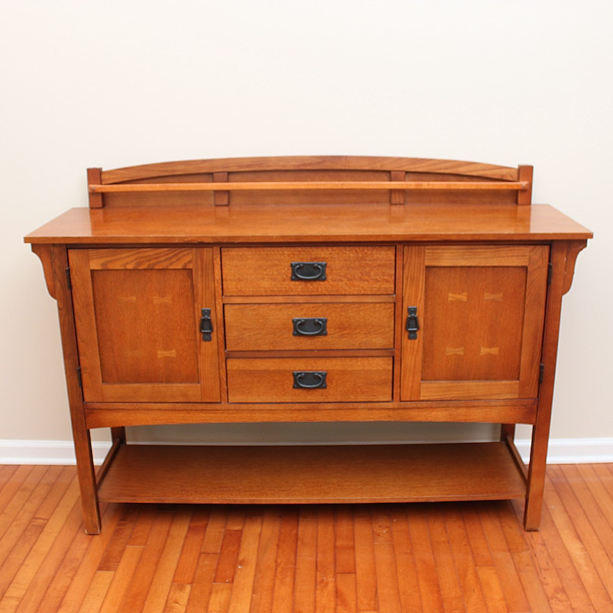 Mission Style Oak Furniture