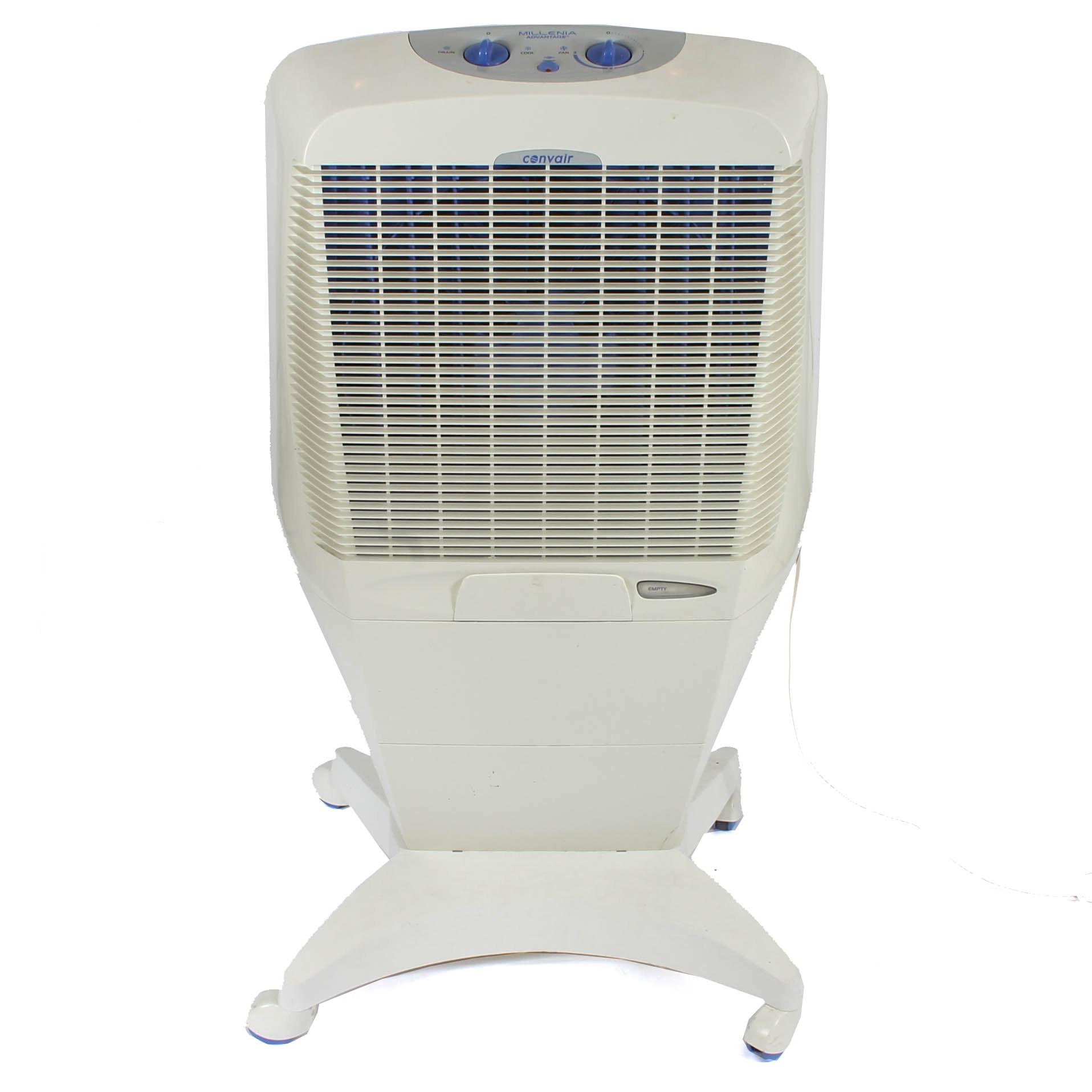 Convair Millenia-Advantage Portable Evaporative Air Cooler