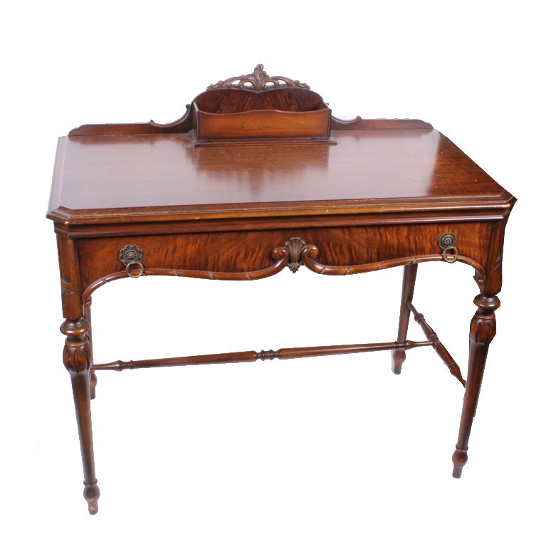 Mahogany Writing Desk By The Widdicomb Furniture Co.