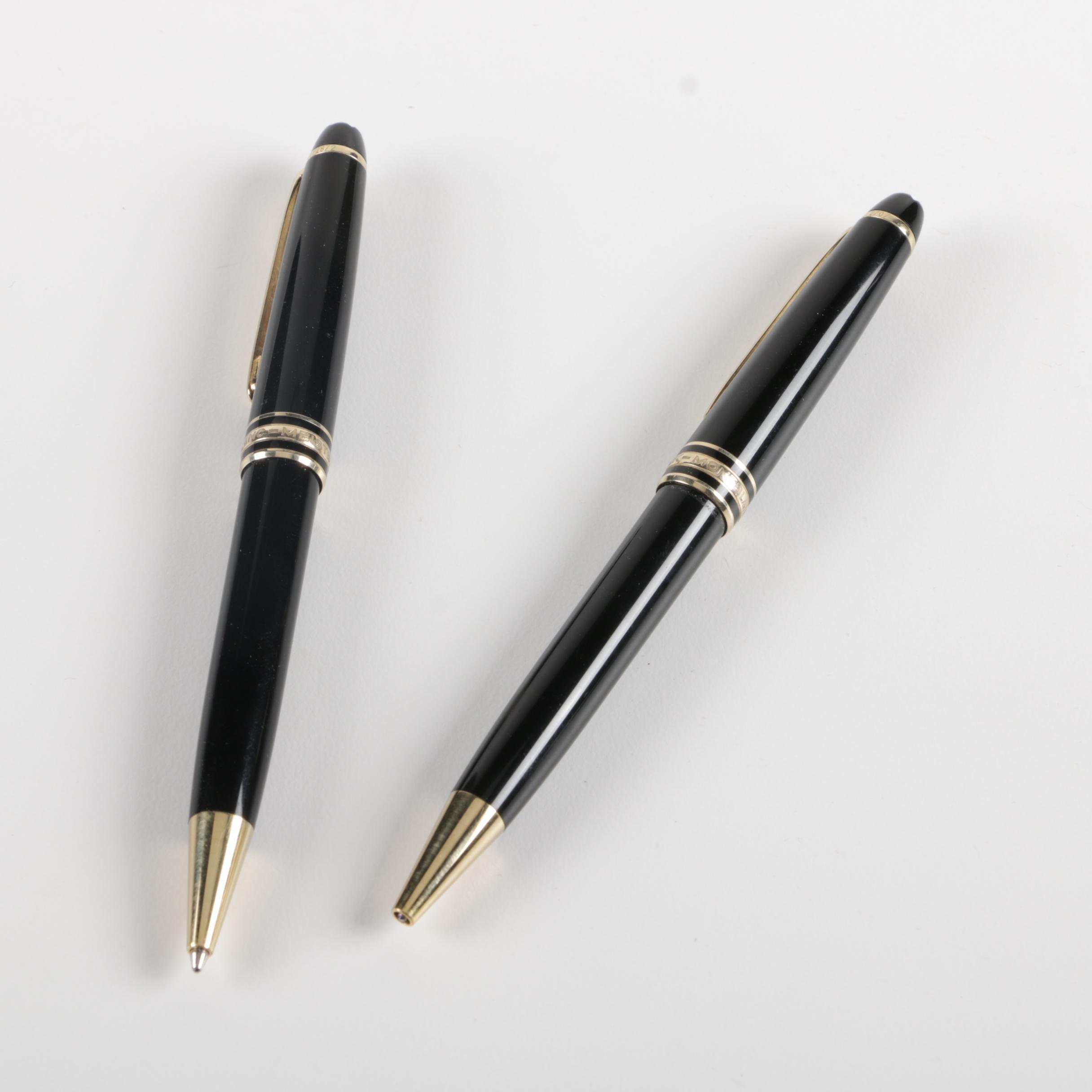 Montblanc Retractable Pens