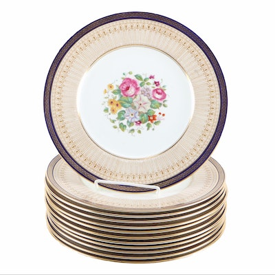 Cauldon China Dinner Plates