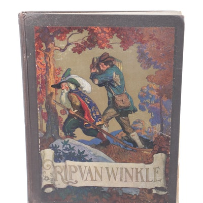 "1921 ""Rip Van Winkle"" Illustrated by N. C. Wyeth"