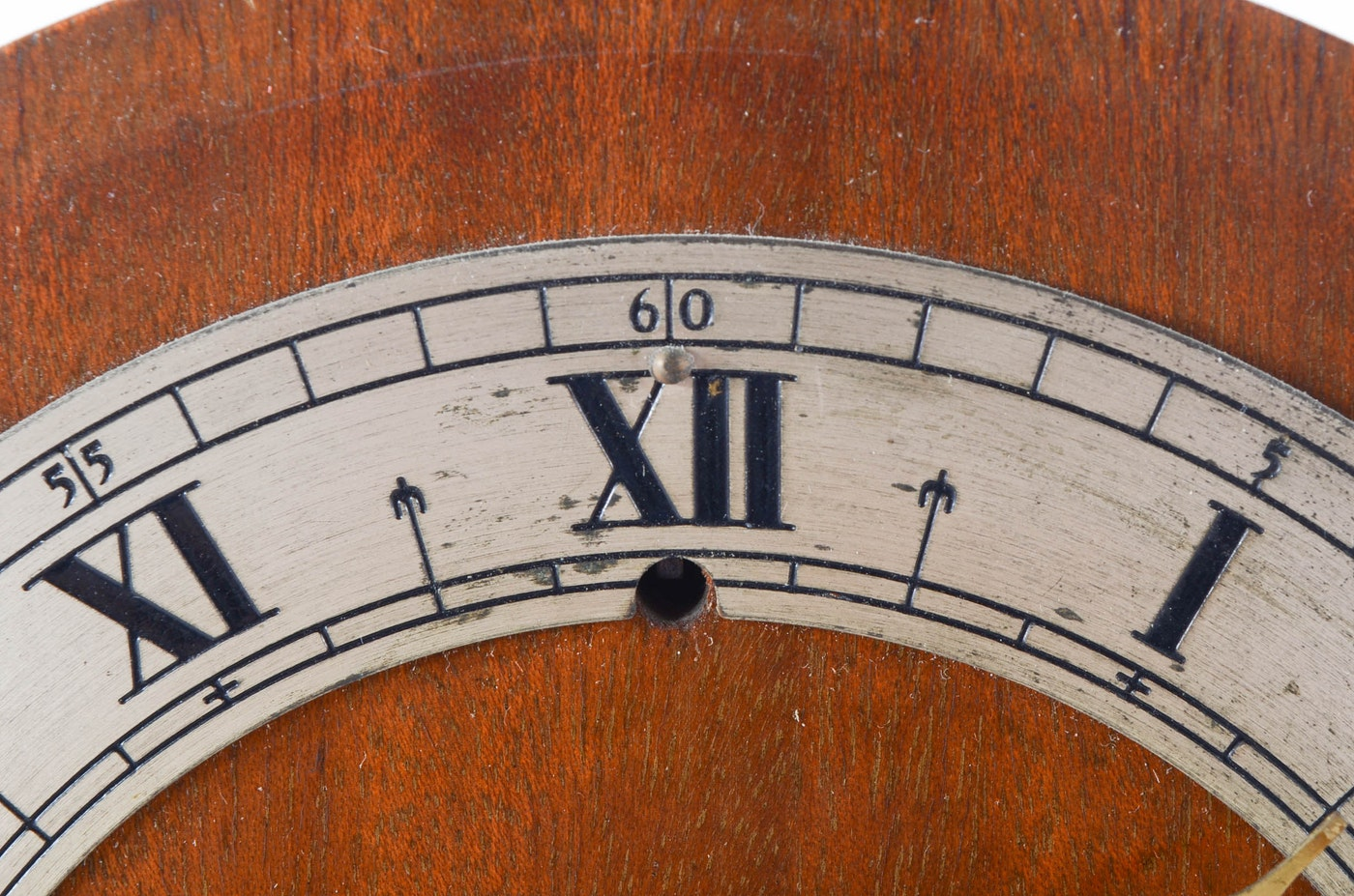 Mahogany Seth Thomas Northbury Mantel Clock Ebth