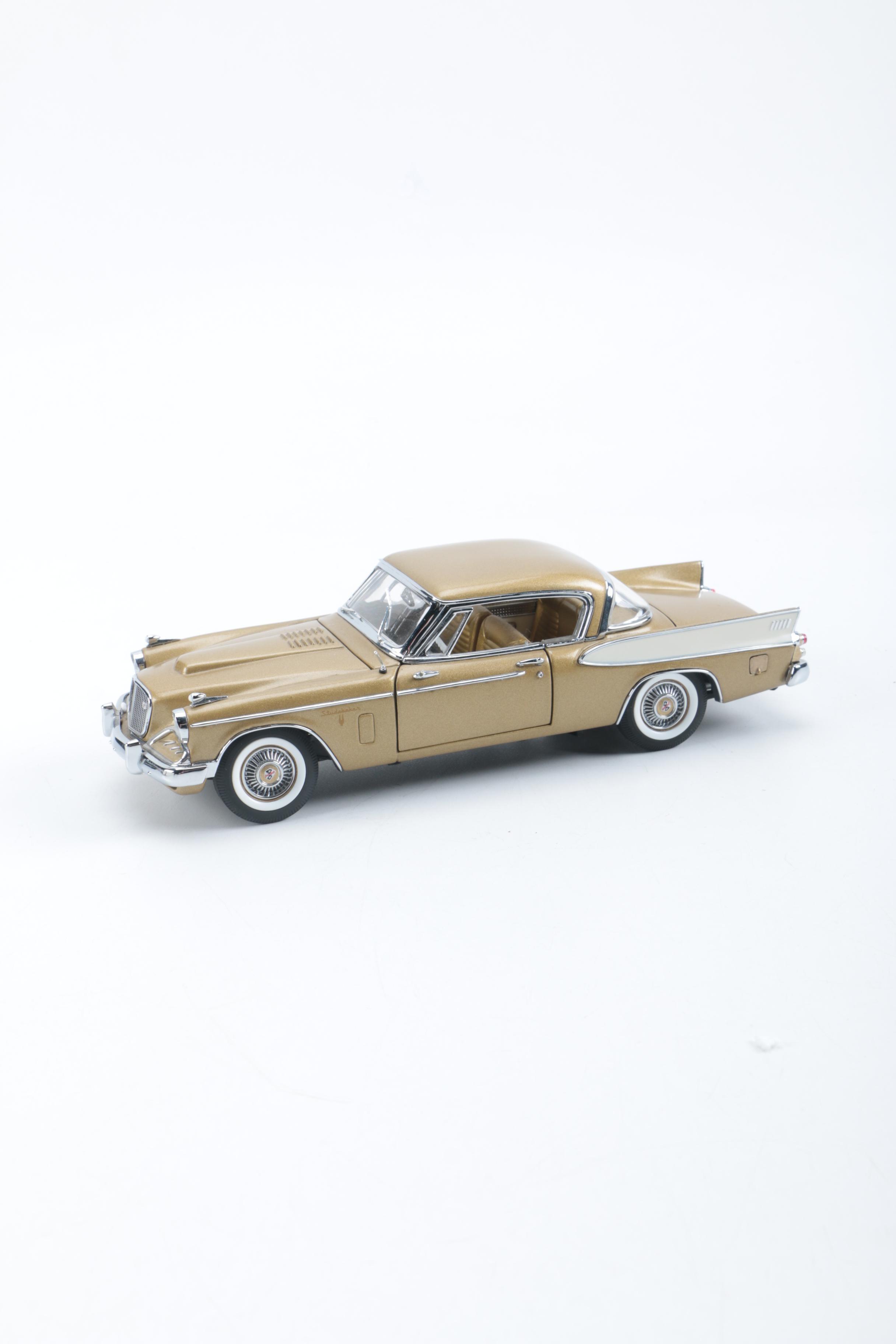 Danbury Mint 1957 Studebaker Golden Hawk