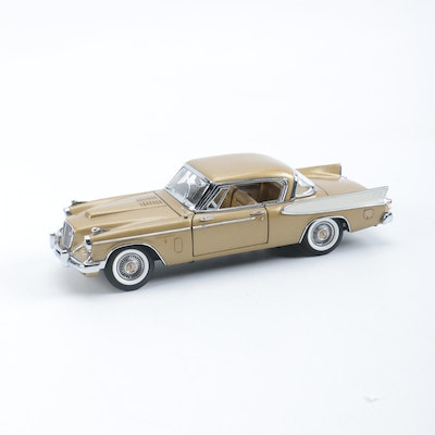 Danbury Mint 1957 Studebaker Golden Hawk