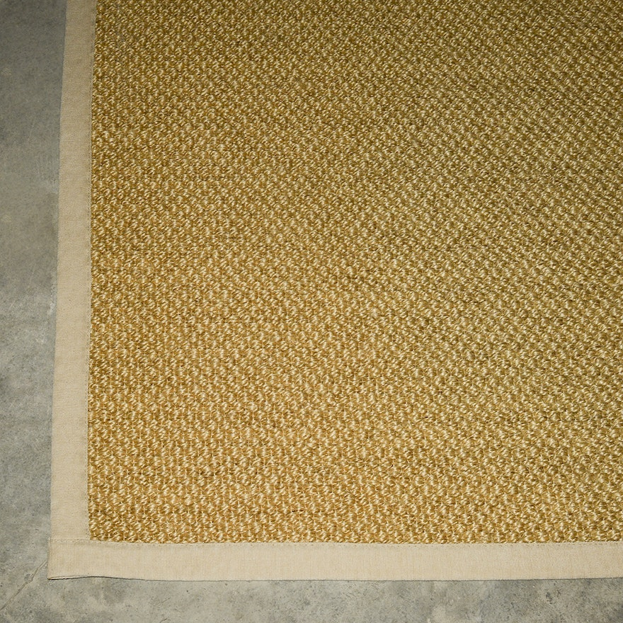 Rugs Like Crate And Barrel: Large Crate & Barrel Sisal Area Rug