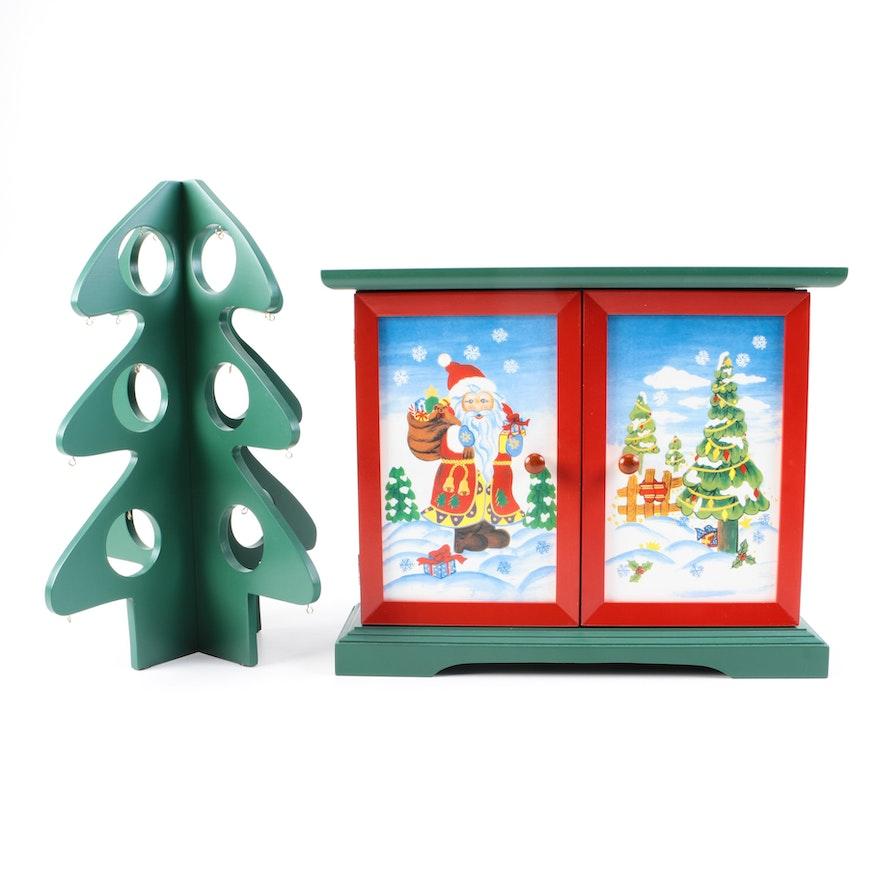 Thomas Pacconi Advent Calendar with Christmas Tree ... - Thomas Pacconi Advent Calendar With Christmas Tree : EBTH