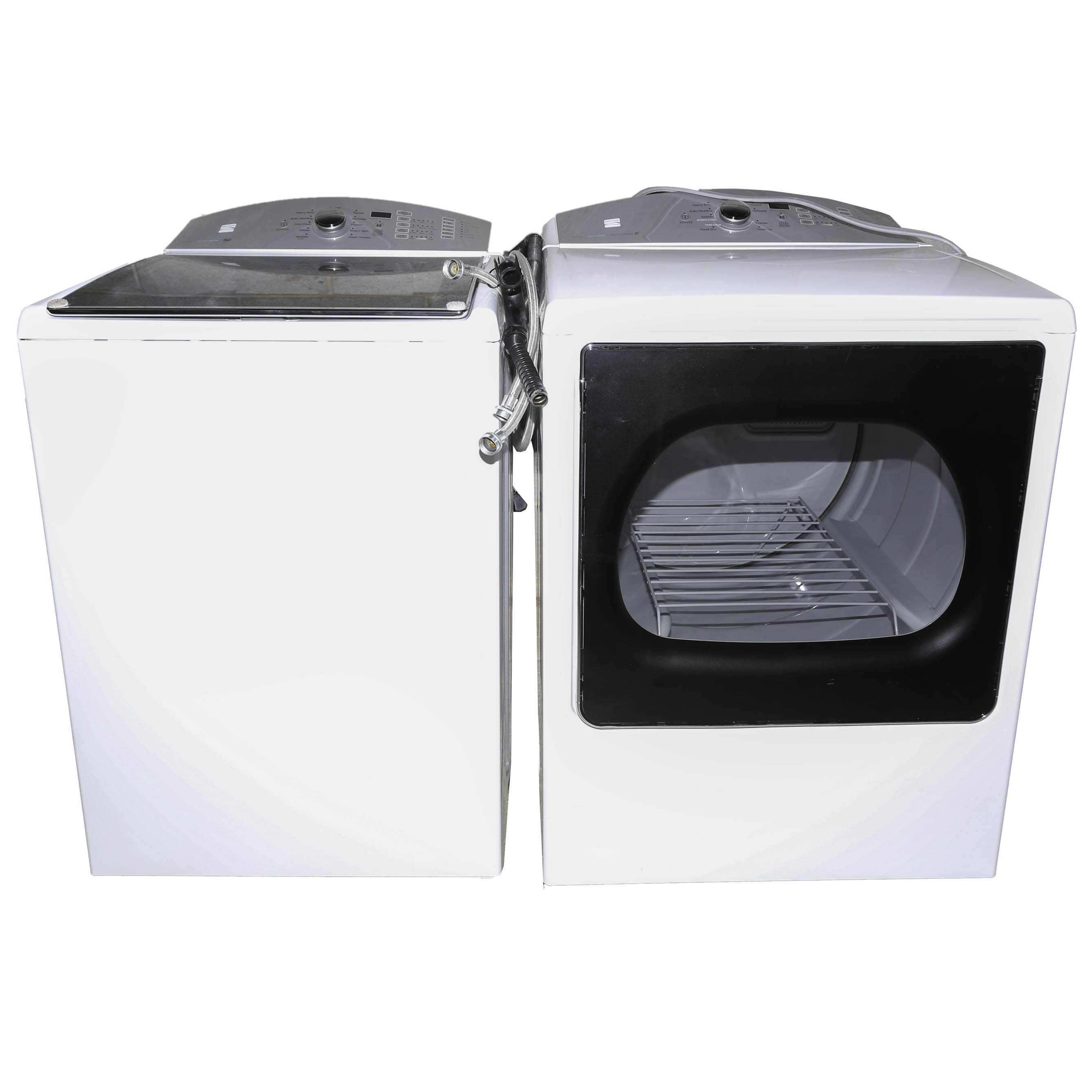 Kenmore Series 700 Washer and Dryer EBTH