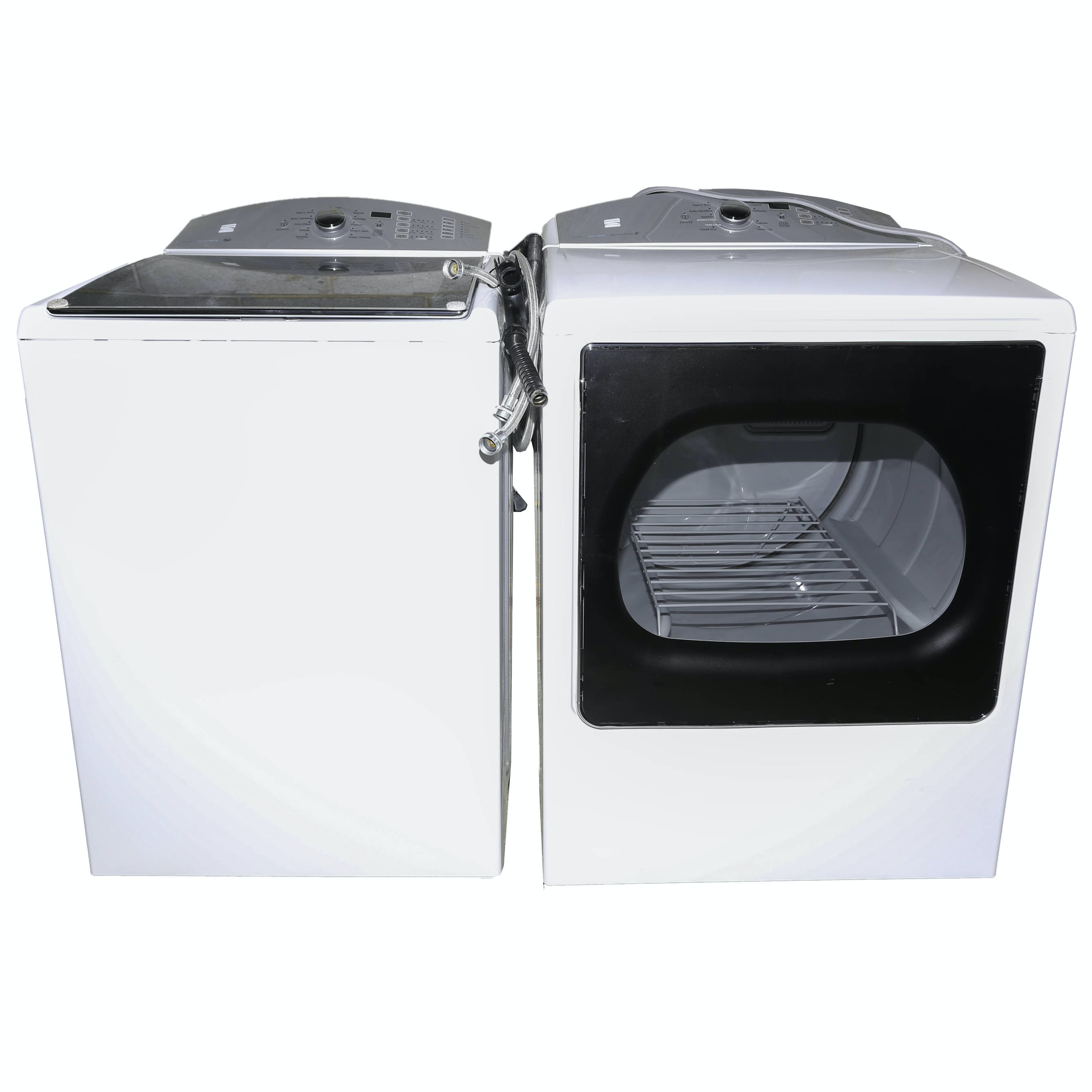 kenmore series 700 washer and dryer