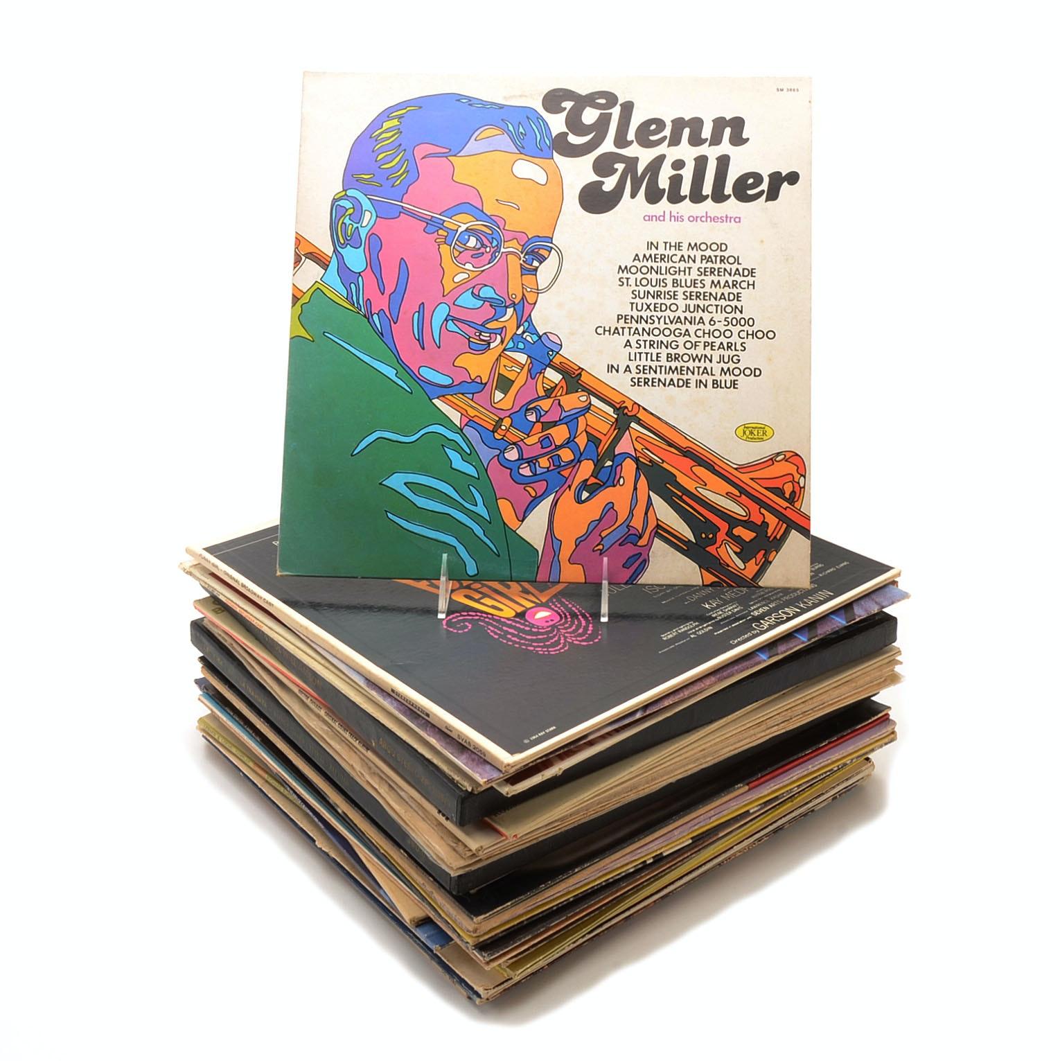 """""""Hobbit,"""" Sinatra, Glenn Miller and Other Vintage LPs"""
