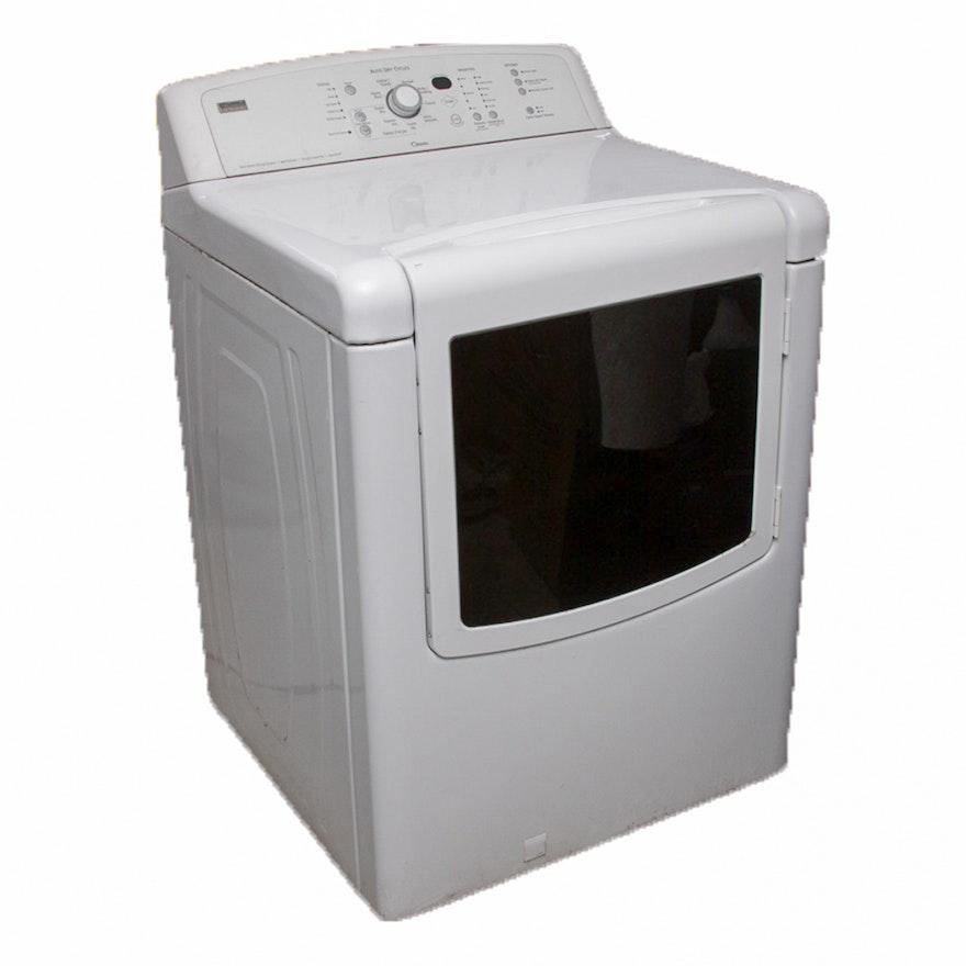 Kenmore Elite Oasis Gas Dryer Model 110.7708