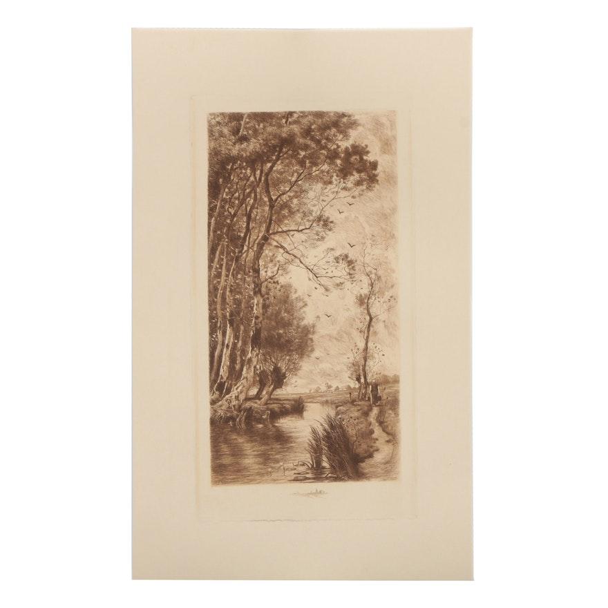 "Alexander Schilling, ""Summer"", 1888"