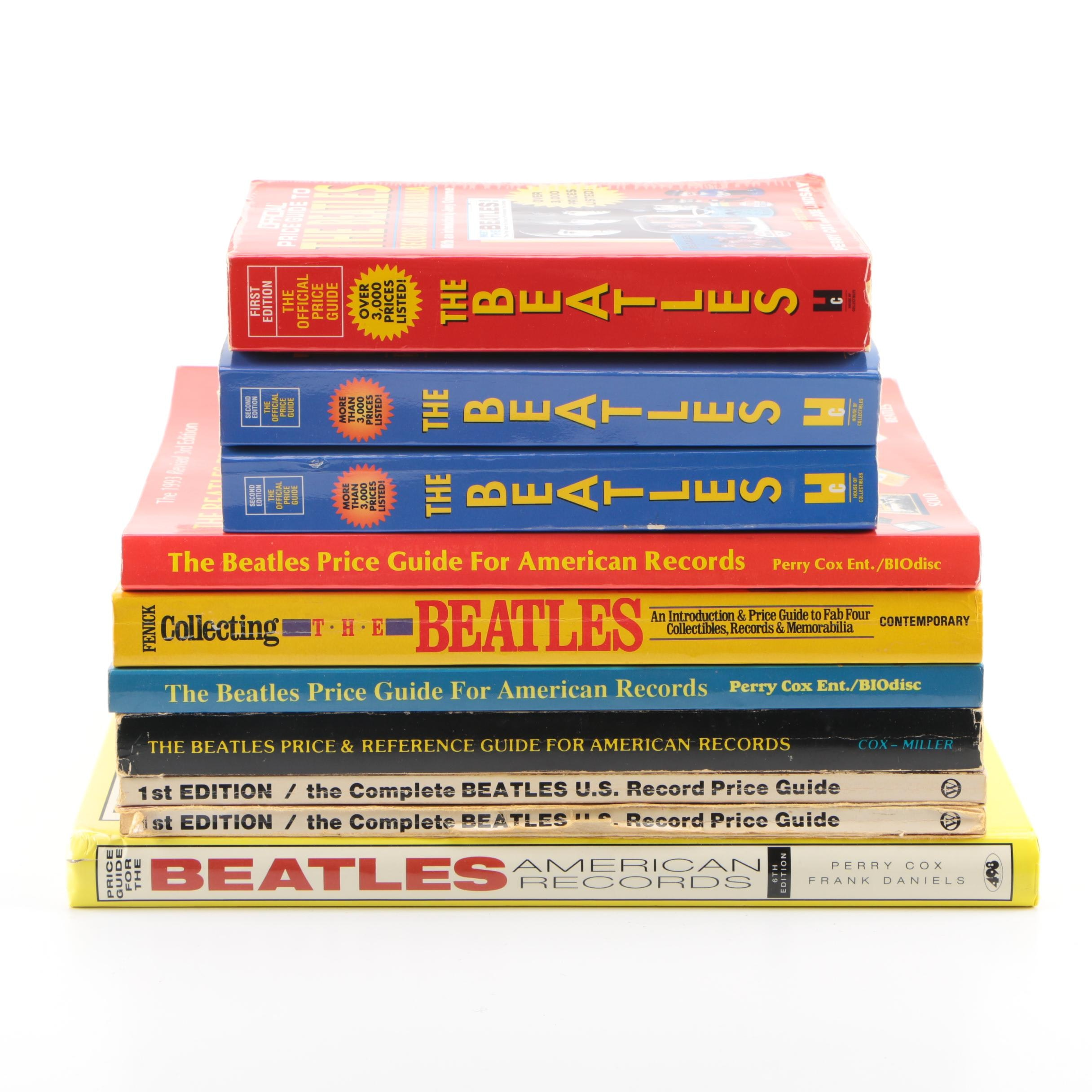 Books on Collecting The Beatles Records