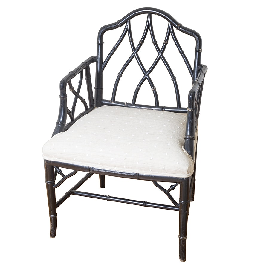 Decorative Boudoir Chair