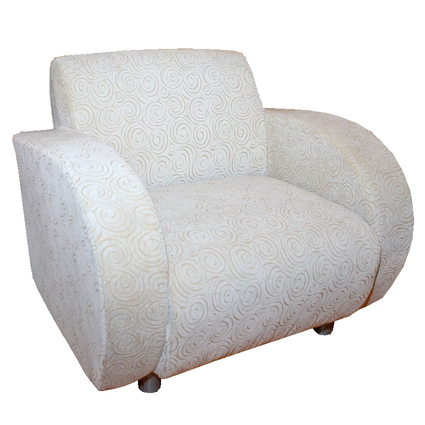 Contemporary Modern Style Club Chair