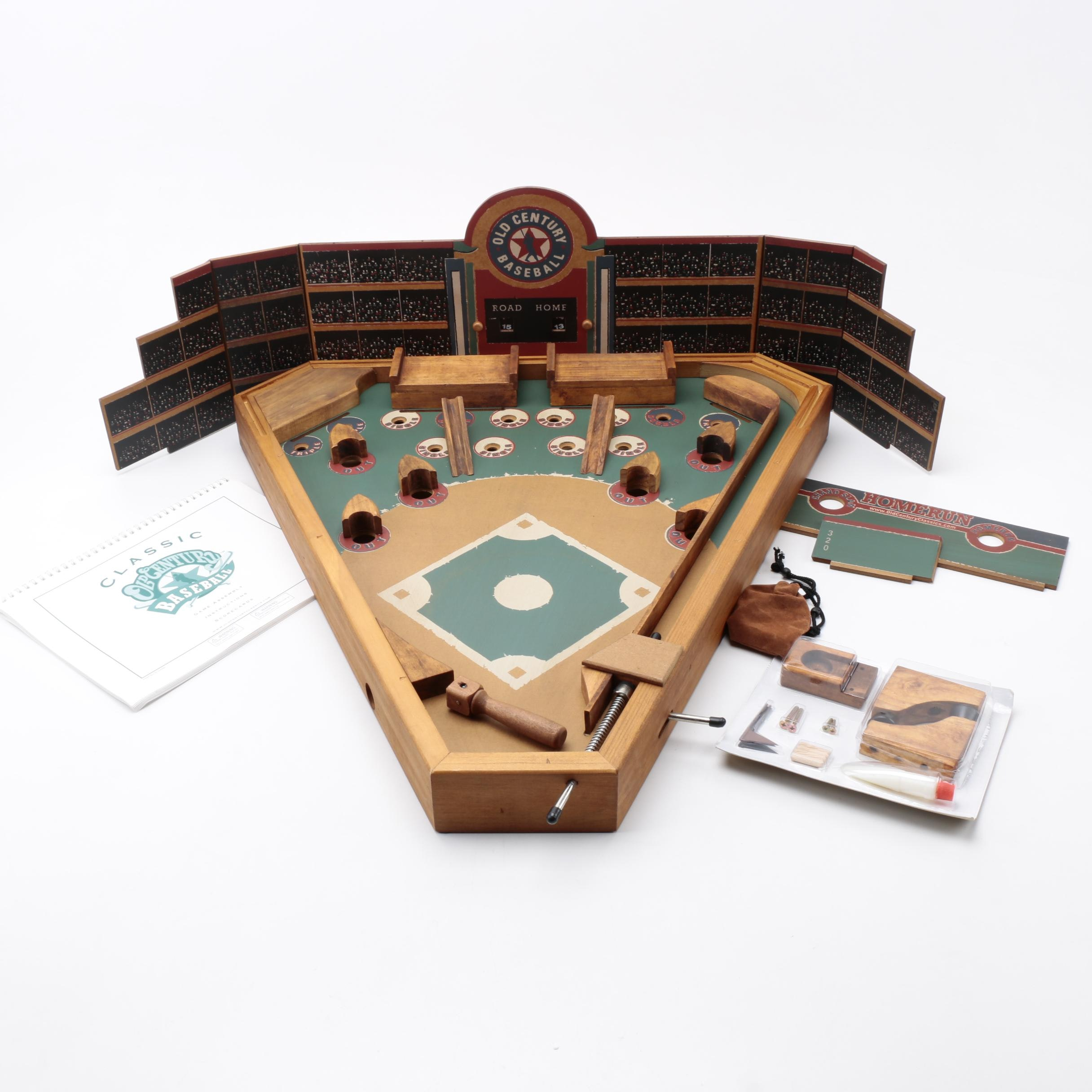 Classic Old Century Baseball Game