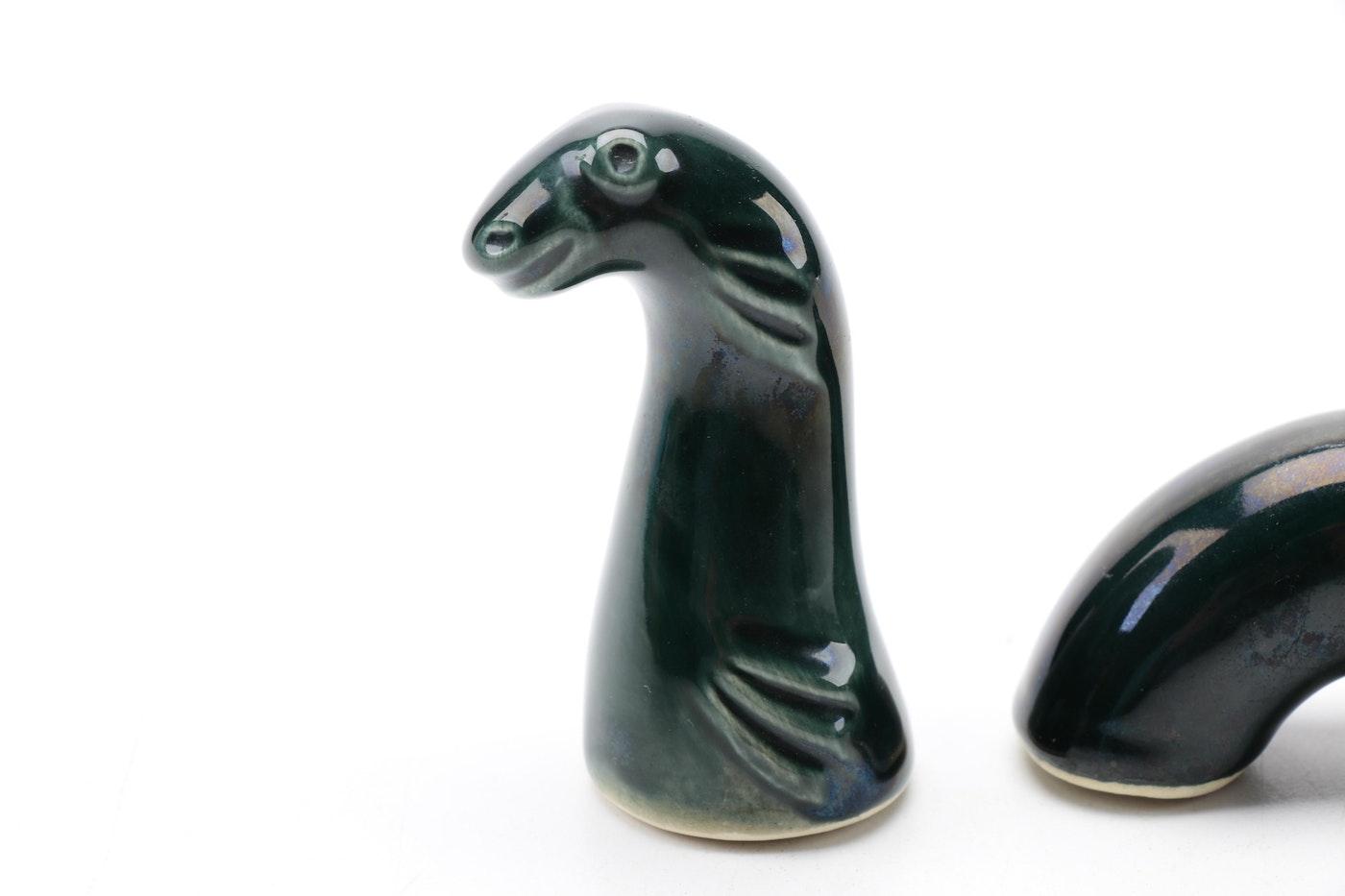 Vintage Aviemore Pottery Lochness Monster Figurine Ebth