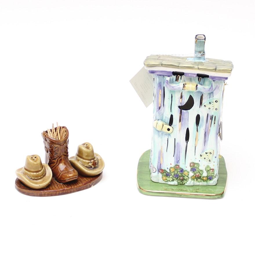 b22d68a5ab7 Ceramic Western Themed items   EBTH