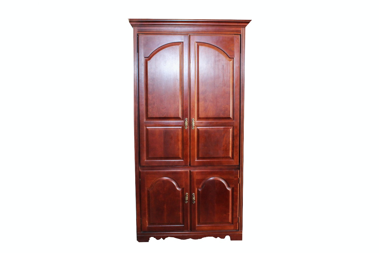 Broyhill Entertainment Armoire ...