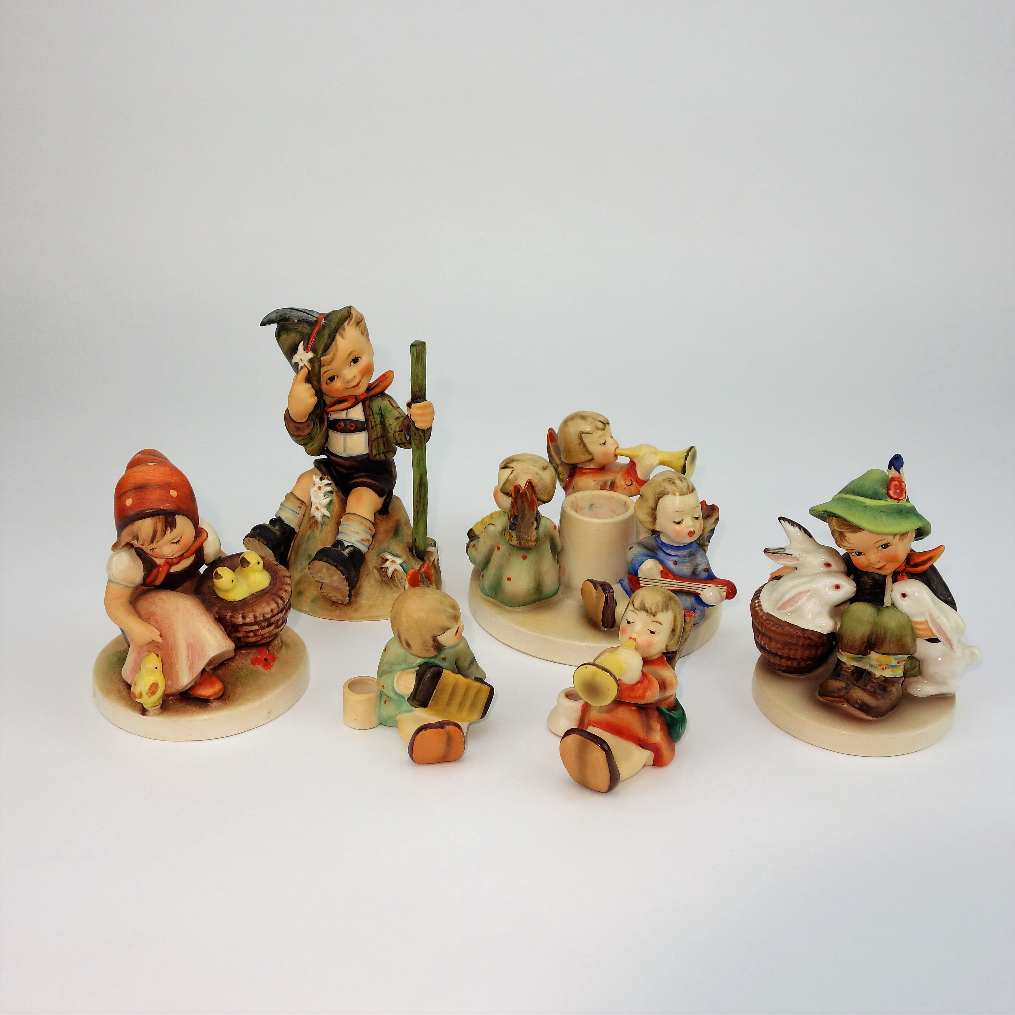 Hummel Figurine Collection
