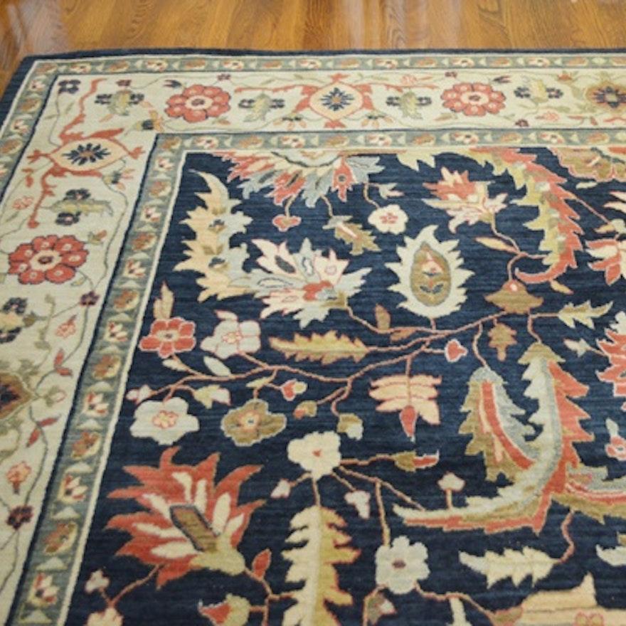 Rug Gallery Agra-Style Wool Area Rug