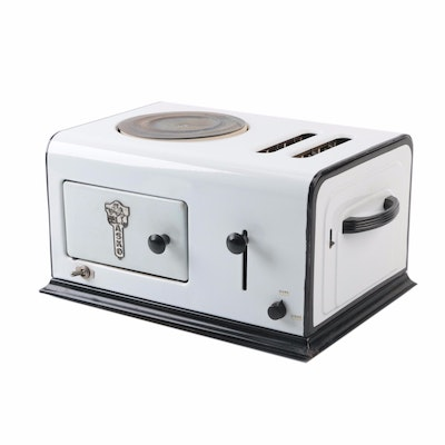 "1950s Lasko ""Toastove"" Toaster and Warmer"