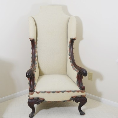 Antique Victorian Ladies Chair