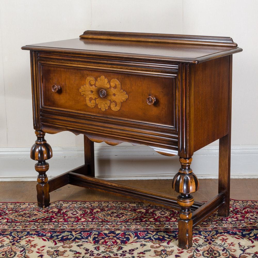 vintage sideboard by berkey u0026 gay furniture