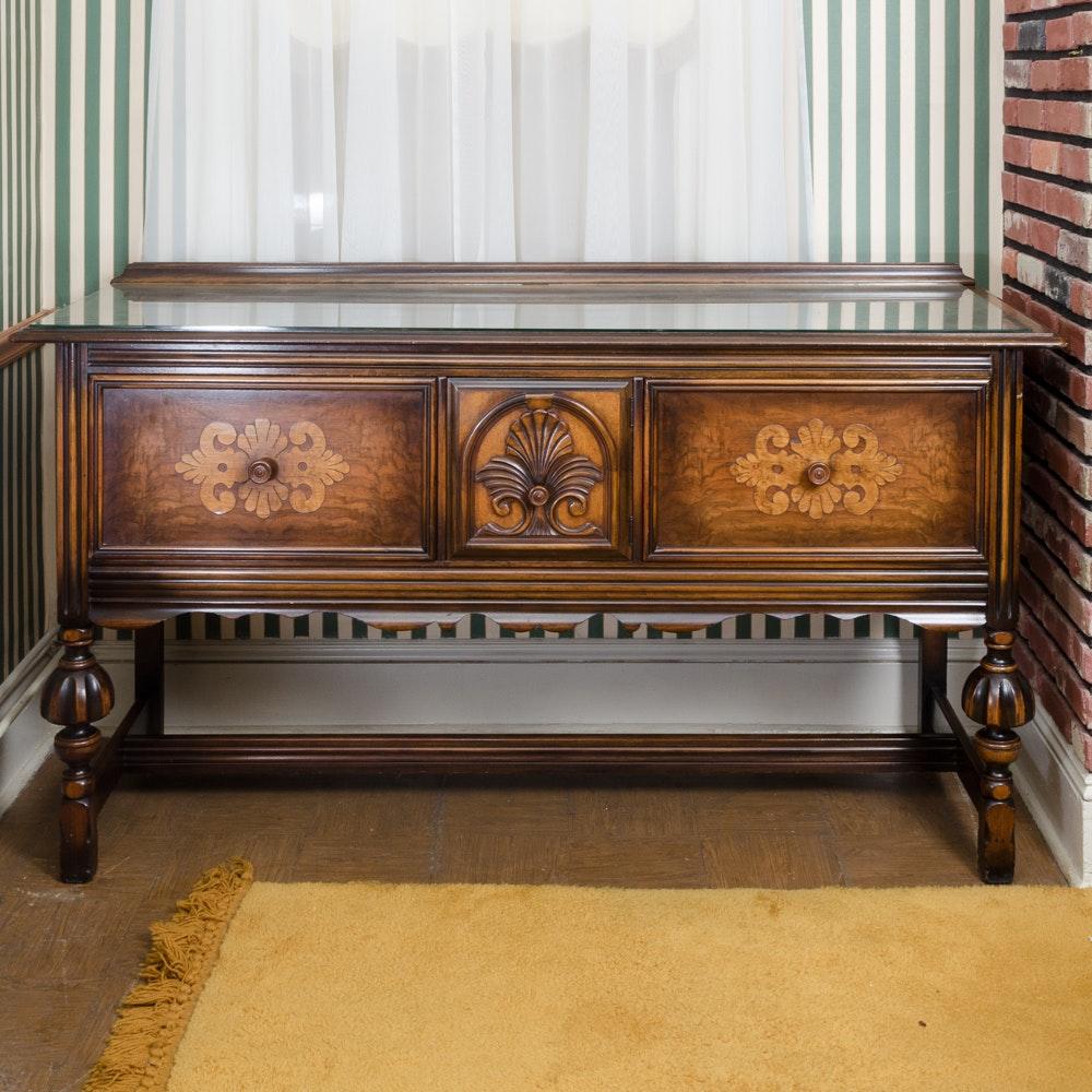Vintage Buffet by Berkey & Gay Furniture
